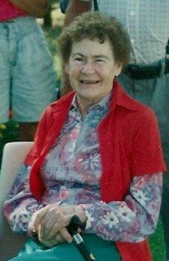 Eunice Laurine <I>Langley</I> Covington