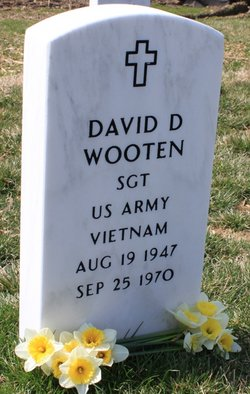 Sgt David Daryl Wooten