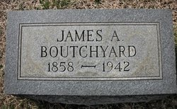 James A Boutchyard