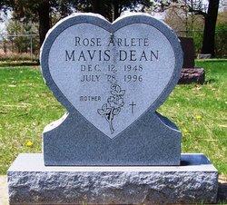 Rose Arlete <I>Mavis</I> Dean