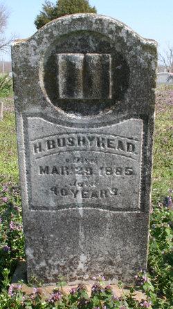 Henry Bushyhead