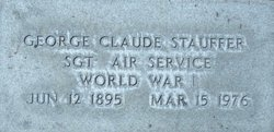 George Claude Stauffer