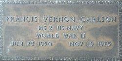 Francis Vernon Carlson
