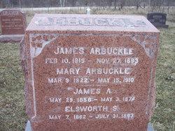Mary <I>Bryson</I> Arbuckle