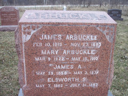 James A. Arbuckle