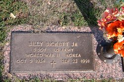 Billy Bickett, Jr