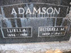 Luella <I>Timothy</I> Adamson