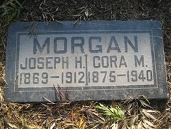 Cora Mae <I>Thayer</I> Morgan