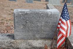 Col Joseph Bradley Varnum