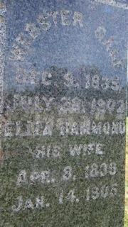 Eliza <I>Hammond</I> Gage