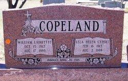 Lela Helen <I>Cypert</I> Copeland