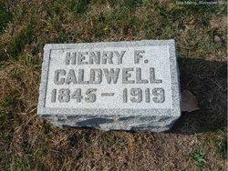 Henry Franklin Caldwell