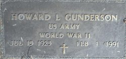 Howard Leo Gunderson