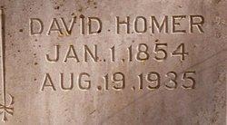 David Homer Bray