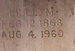 """Lydia Mae """"Lillie"""" <I>Keirsey</I> Bray"""
