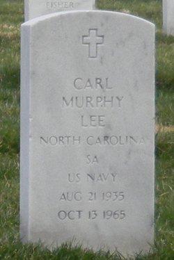Carl Murphy Lee