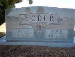 Jacob Wilson Yoder