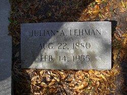 Julian Abraham Lehman