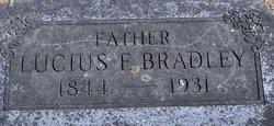 Pvt Lucius Freeman Bradley