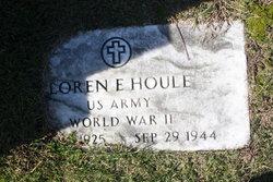 Loren E Houle