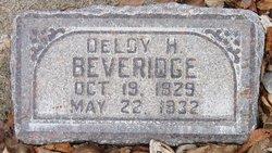 Deloy Hebertson Beveridge