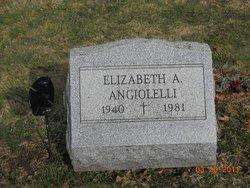 """Elizabeth A """"Betty"""" <I>Cavanagh</I> Angiolelli"""