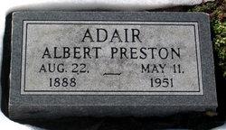 Albert Preston Adair