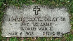Jimmy Cecil Gray, Sr