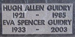 Eva Mae <I>Spencer</I> Guidry