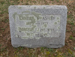 Margaret J <I>Lee</I> Ashby