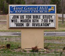 First Gravel Hill Baptist Church Cemetery