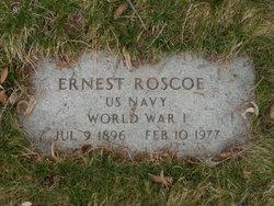 Ernest Roscoe