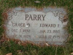 Edward F Parry