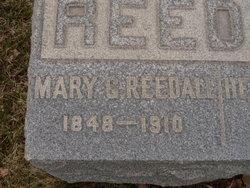 Mary <I>Gillfillan</I> Reedall