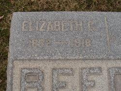 Elizabeth Gilfillan Reedall