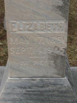 """Elizabeth """"Lizzie"""" Visel"""