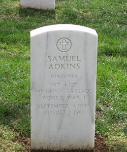 Samuel Adkins