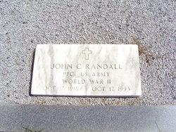 John Clyde Randall