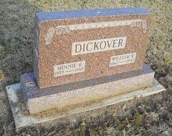 Minnie R <I>McCarty</I> Dickover