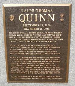 Ralph Thomas Quinn