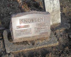 Richard Snowden