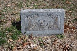 Homer W. Eversole