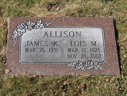 Lois Margaret <I>McGuire</I> Allison