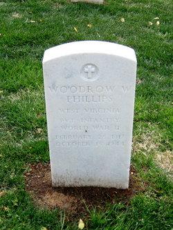Woodrow W Phillips