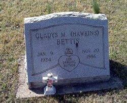 Gladys Marie <I>Hawkins</I> Bettis