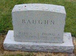 Mary Catherine <I>Landgrave</I> Baughn
