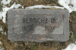 Blanche Bevington