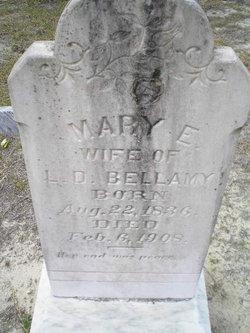 Mary Emaline <I>Permenter</I> Bellamy