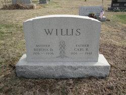 Carl R. Willis