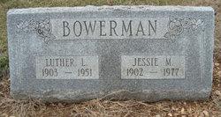 Luther L Bowerman